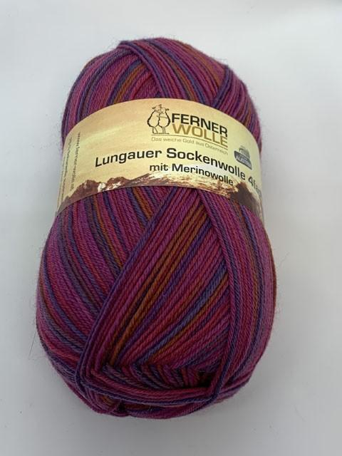 Lungauer Sockenwolle 4-fach mit Merinowolle 347