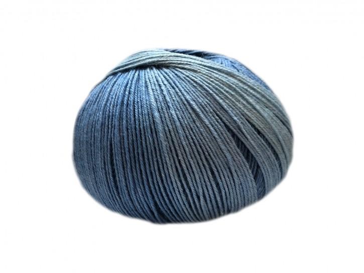 Sockenwolle mit Seide 39x18