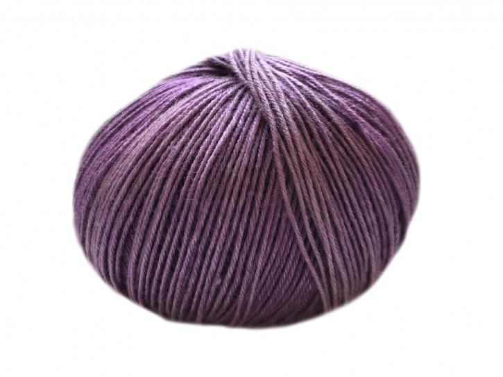 Sockenwolle mit Seide 40x18
