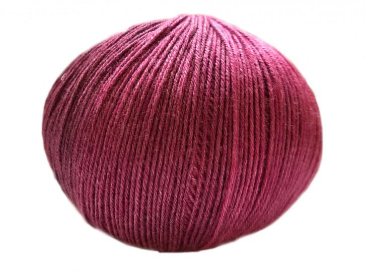 Sockenwolle mit Seide 41x18