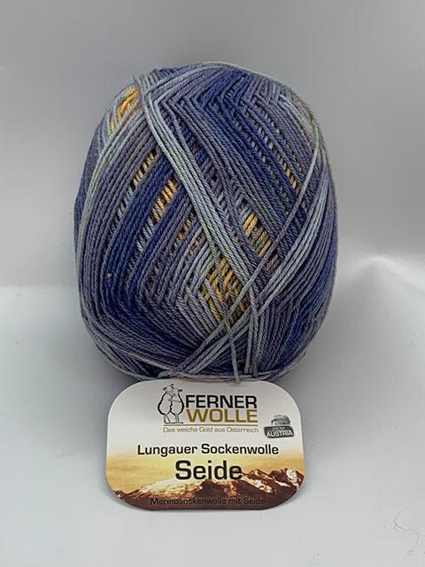 Lungauer Sockenwolle mit Seide 415